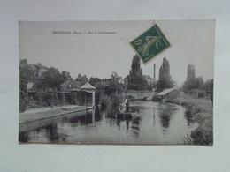 Carte Postale - SERQUIGNY (27) - Sur La Charentonne (3013) - Serquigny