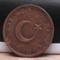Turquie 1970 1 Kurus - Turquie
