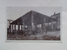 Carte Postale - CORDES (81) - La Halle (3015) - Cordes