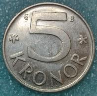 Sweden 5 Kronor, 2001 -0651 - Schweden