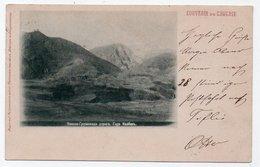 Souvenir Du Caucase. Kazbek Mountain. - Georgien