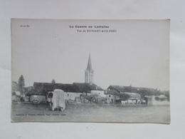 Carte Postale - La Guerre En Lorraine - Vue De NOVIANT AUX PRES (3023) - Autres Communes