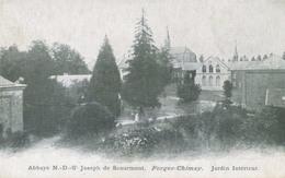 Forges-Chimay; Abbaye N. D.-St Joseph De Scourmont. Jardin Intérieur - Non Voyagé. (éditeur?) - Chimay
