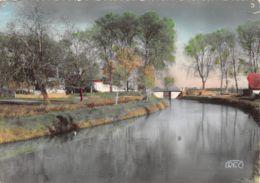 Selles Sur Cher (41) - Les Bords Du Canal - Selles Sur Cher