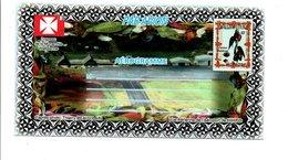 WALLIS ET FUTUNA AEROGRAMME NEUF 2003 - Aérogrammes