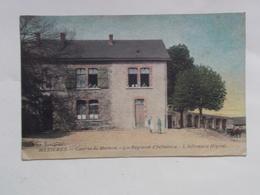 Carte Postale - MEZIERES (08) - Caserne Du Merbion - 91ème Régiment Infanterie- Infirmerie Hopital (3025) - France
