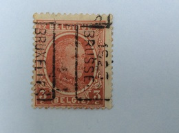OCB Nr 192 /OCVB Nr 3127 Bruxelles 1923 Brussel B - Préoblitérés