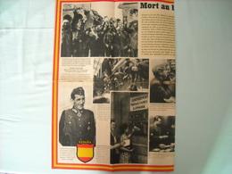 Affiche Authentique De Propagande ( Guerre D'Espagne )  RRRRR - 1939-45