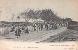 24 La Marsa L'Arrivée Du Train Tunisie Tunisia - Tunisie