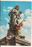 POINTE DU RAZ - Statue De Notre-Dame Des Naufragés - La Pointe Du Raz