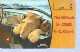 TELEFONICA  1000 PTA -  CAMEL - Puce ? - ESPAGNE - 12/2001 - Espagne