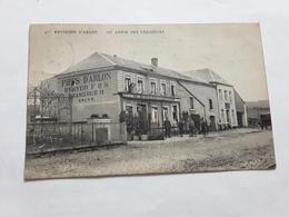 ENVIRONS Ď ARLON AU REPOS DES CHASSEURS  1907 - Arlon