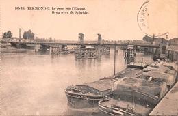 10518 Termonde Brug Over De Schelde Dendermonde - Dendermonde