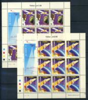 Malta 1991 Mi. 854-855 Minifoglio 100% ** Europa Cept - Malta