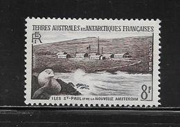 T.A.A.F.  ( TA5 - 14 )  1956  N° YVERT ET TELLIER  N° 5    N** - Unused Stamps