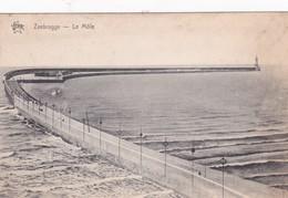 LE MOLE - Zeebrugge