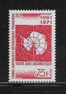 T.A.A.F.  ( TA5 - 24 )  1971  N° YVERT ET TELLIER  N° 39    N** - Neufs