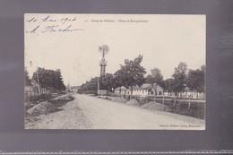 51 MARNE ,CAMP DE CHALONS SUR MARNE , Phare Et Baraquements - Camp De Châlons - Mourmelon