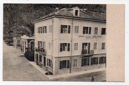 Italy. Verres. Hotel Brusson. - Italien