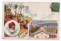Egypt. Zangaki Souvenir Postcard. - Ägypten