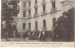 83 BOULOURIS Grand Hôtel (transformé En Hôpital Temporaire) De Convalescents - Boulouris