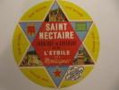 TSN30 / étiquette De Fromage SAINT NECTAIRE - BESSE EN CHANDESSE 63-BA - Kaas