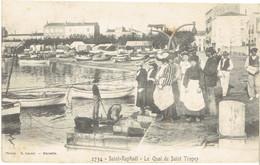 83 SAINT RAPHAÊL  Le Quai Saint Tropez - Saint-Raphaël