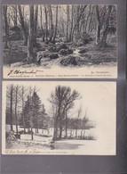 51 MARNE ,EPERNAY , Lot De 2 Cartes ST MARTIN D'ABLOIS  Le Sourdon - Epernay