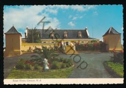 Curaçao - Estate House [AA43 5.802 - Curaçao
