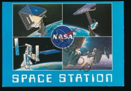 Space Station - NASA - Houston [AA43 5.904 - Zonder Classificatie