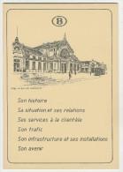 LIEGE -  Petite Histoire De La Gare Des Guillemins - Autres