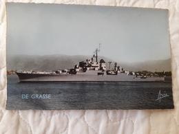 Bateau De Guerre De Grasse - Warships