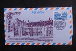 FRANCE - Aérogramme Du Congrès De Chalons En Champagne En 1991 - L 38090 - Entiers Postaux