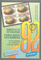 Catalogue Speciale NVPH 1992 Pays-Bas Et Colonies/Netherlands And Colonies - Pays-Bas