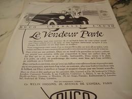 ANCIENNE PUBLICITE DENTIFRICE CACHEZ VOTRE SOURIRE ODOL 1925 - Perfume & Beauty