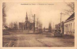 Kerkplein En Tramstatie Desteldonk Gent - Gent