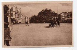 Djibouti. Menelick Square. - Gibuti