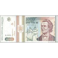 TWN - ROMANIA 102 - 1000 1.000 Lei MAY 1993 Prefix B.0035 UNC - Romania