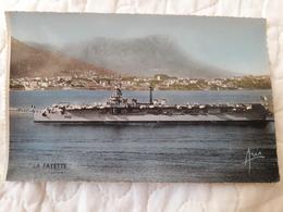Bateau De Guerre La Fayette - Warships