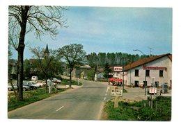 CITROEN GS, Station Essence AVIA, Pub Kronenbourg, à Ménil La Tour (54) - Turismo