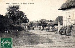 Frontenard Vue Generale Du Centre - Sonstige Gemeinden