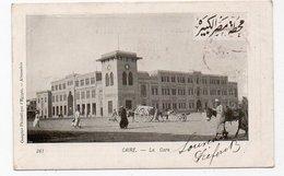 Egypt. Caire. Gare. - Kairo