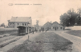Tramstatie Denderwindeke - Ninove