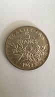 5 Francs 1968 ARGENT Semeuse - Frankreich