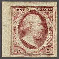NL 1852 King William III - Non Classés