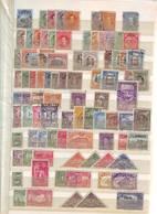 Classeur Timbres 30 Pages Amérique Latine Toutes époques à Voir Toutes Les Photos Sont Scannées - Briefmarken