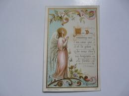 VIEUX PAPIERS - IMAGE PIEUSE : Souvenir De La Première Communion - Orléans - Images Religieuses