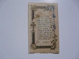 VIEUX PAPIERS - IMAGE PIEUSE : St Ignace - Devotion Images