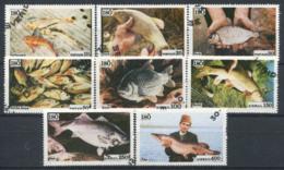 Fauna 1973 Usato 100% Pesci - Pesci
