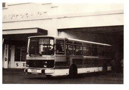72 -- LE MANS --  AUTOBUS SAVIEM Sur Ligne AUCHAN à AIGNE  ( STAO) - Le Mans
